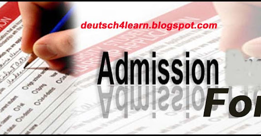Austrian Universities Admission Forms For Bachelor,Master and Doctoral Program
