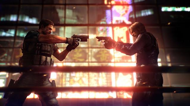 Resident Evil 6 Free For PC