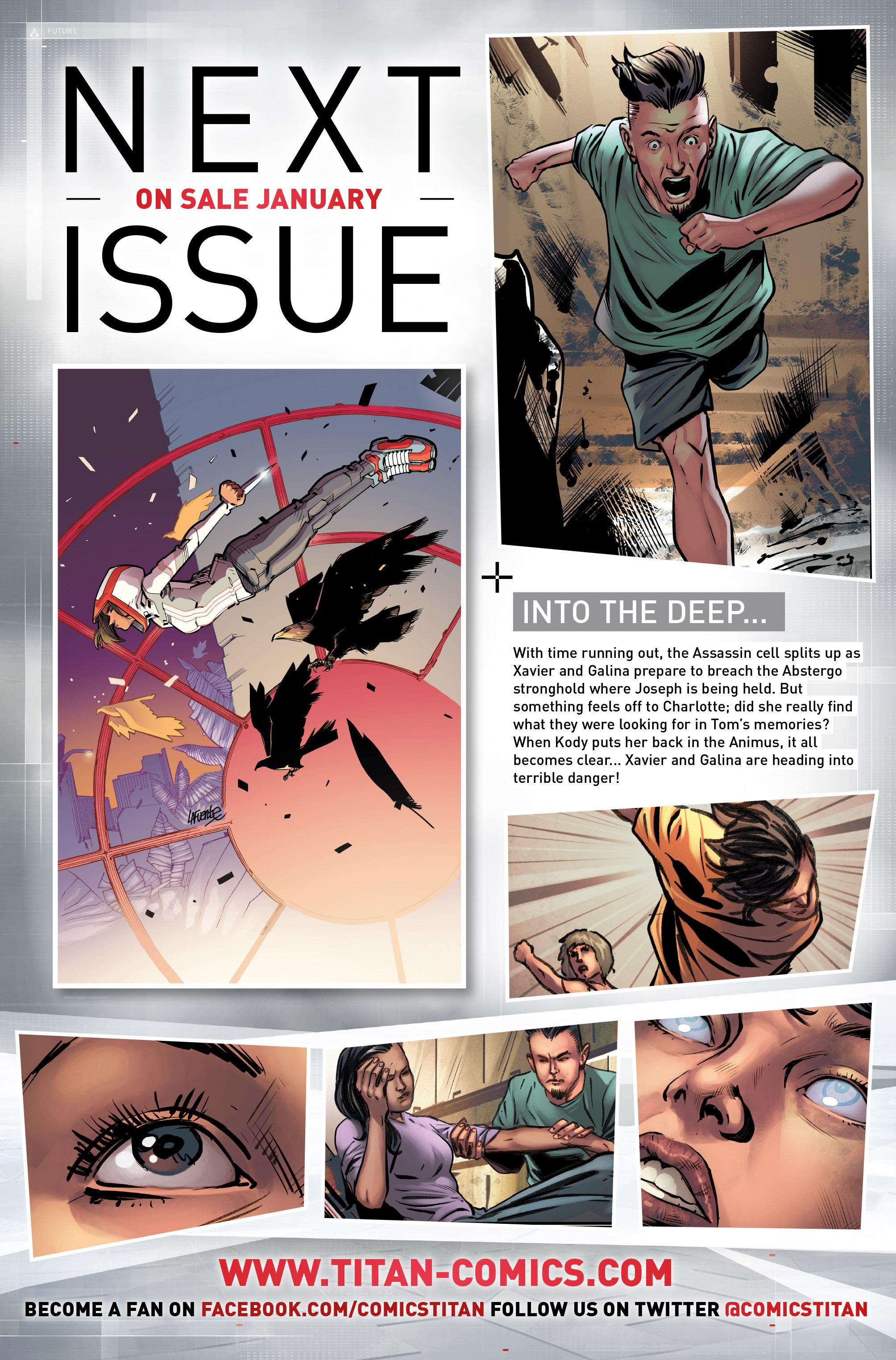 Read online Assassin's Creed (2015) comic -  Issue #3 - 28