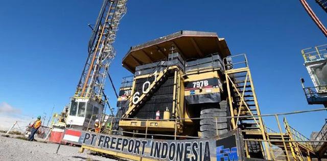 Diduga Ada Kerugian Negara, KPK Harus Usut Pembelian Saham Freeport