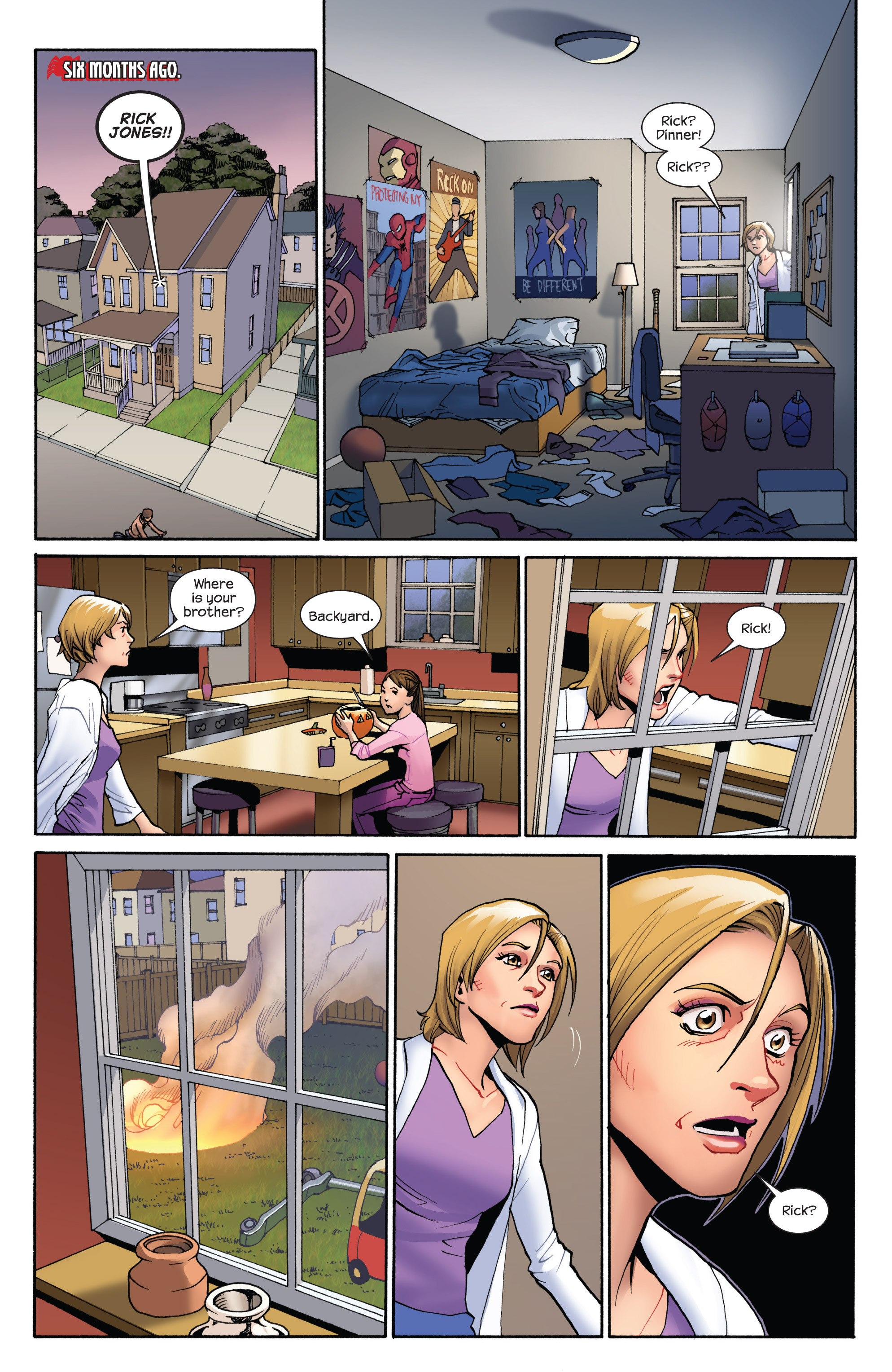 Read online Ultimate Spider-Man (2009) comic -  Issue #7 - 3