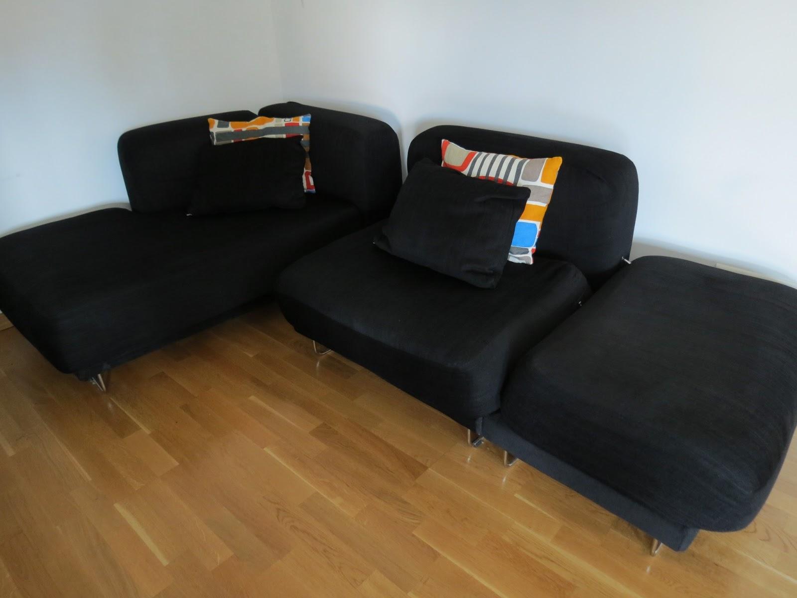 ikea tylosand sofa black friday leather uk vendemos nuestras cosas sofá 3 piezas