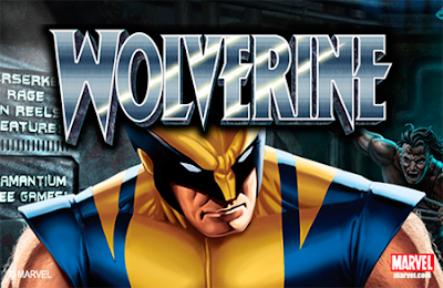 Wolverine Slot by Playtech