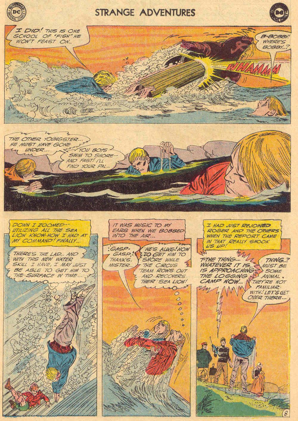 Strange Adventures (1950) issue 180 - Page 11