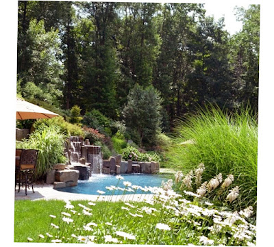 Cipriano Landscape Design Picture Preview With Beautiful Plants and Trees Picture Preview