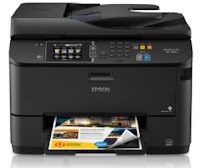 Epson WorkForce Pro WF-4630 Printers Drivers Download For Mac OS and Windows