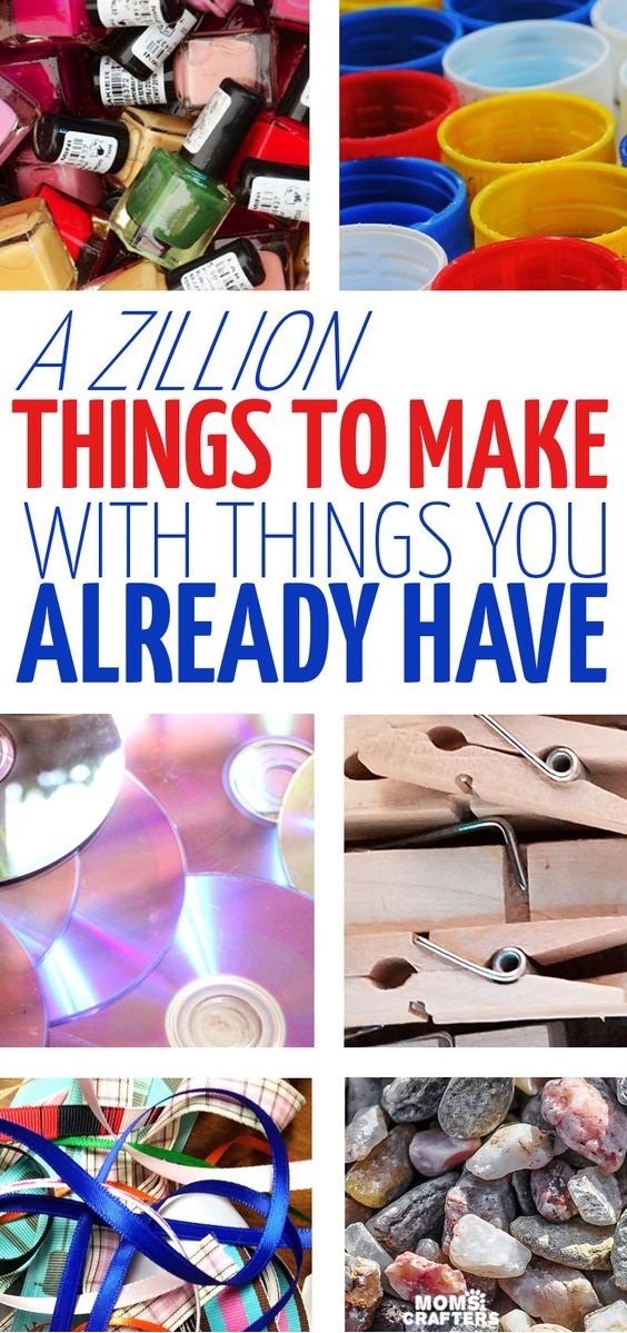 A Zillion Things To Make At Home