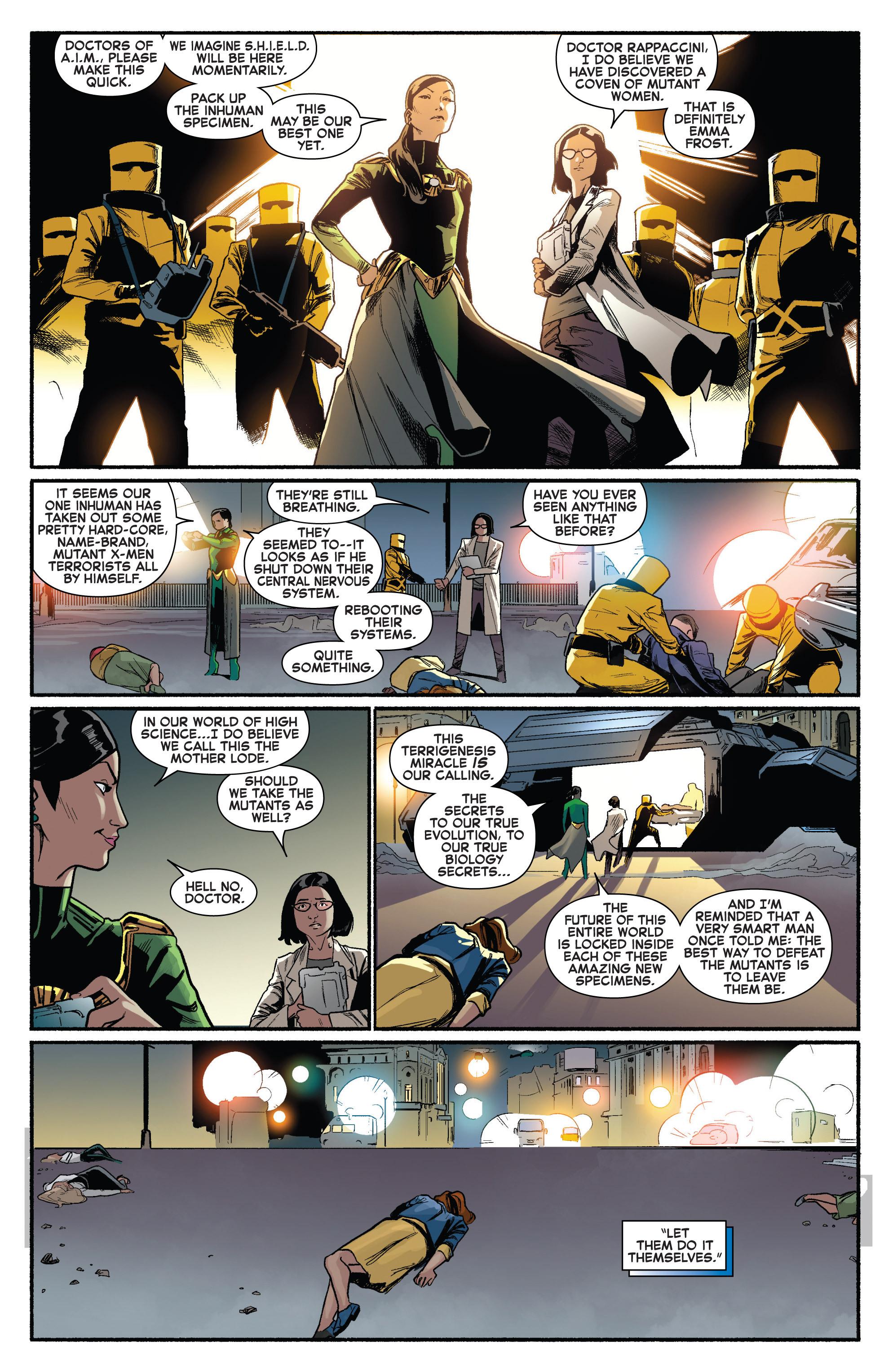 Read online Uncanny X-Men (2013) comic -  Issue #15 - 16
