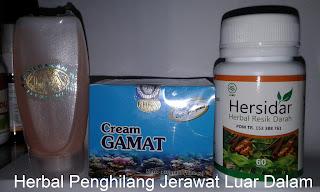 Obat alami penghilang jerawat herbal resik darah paling ampuh tradisional