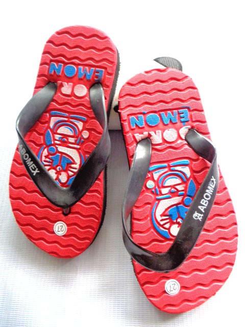 Pusat Grosir Sandal Anak 4000an | Club Bola Simplek Anak