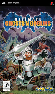 Review - Ultimate Ghosts'n Goblins - Playstation Portable