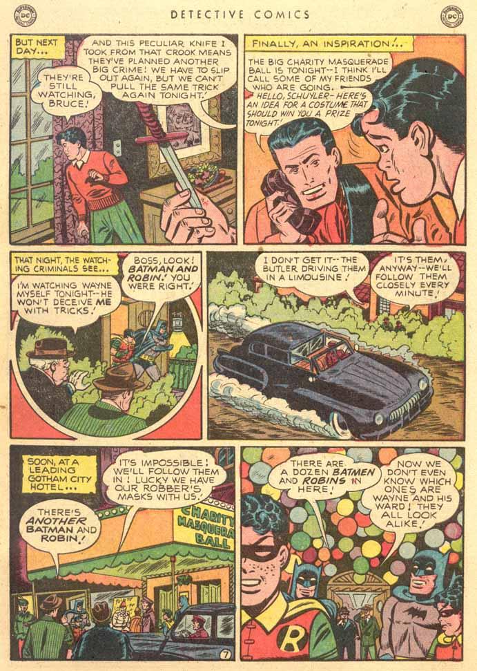 Detective Comics (1937) 159 Page 8