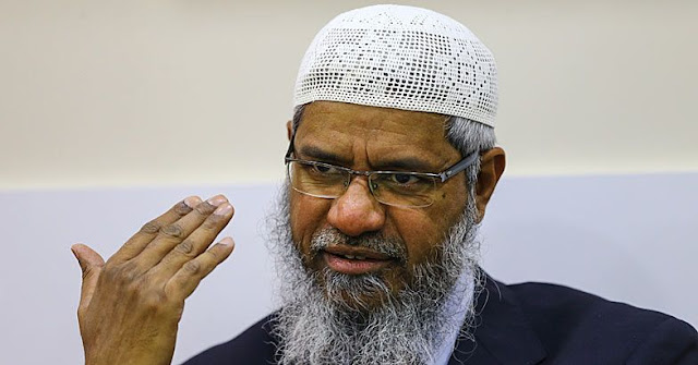 Zakir Naik - Truth Arrived News
