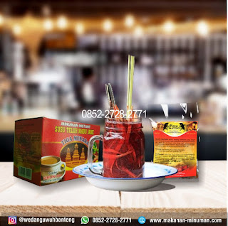 jual minuman tradisional, wedang uwuh sachet, 0852-3610-0090