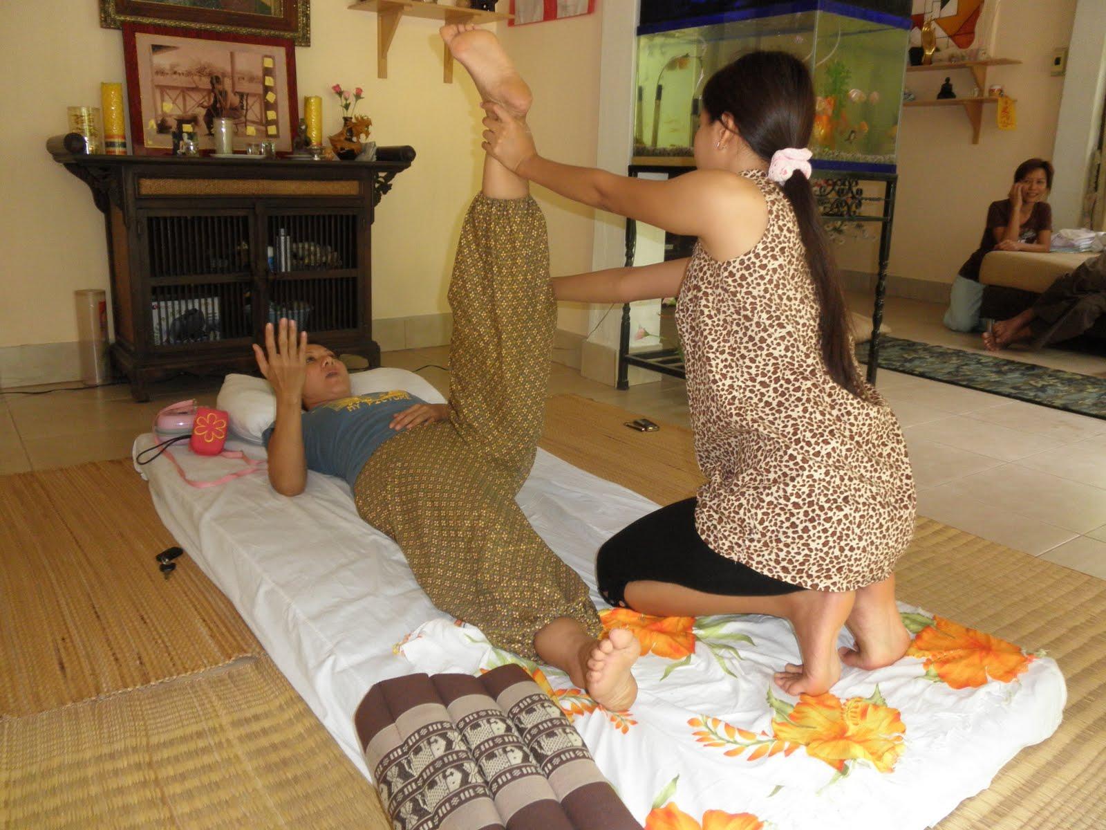 Khon Kaen Massage Class: Learn Thai Massage for open your
