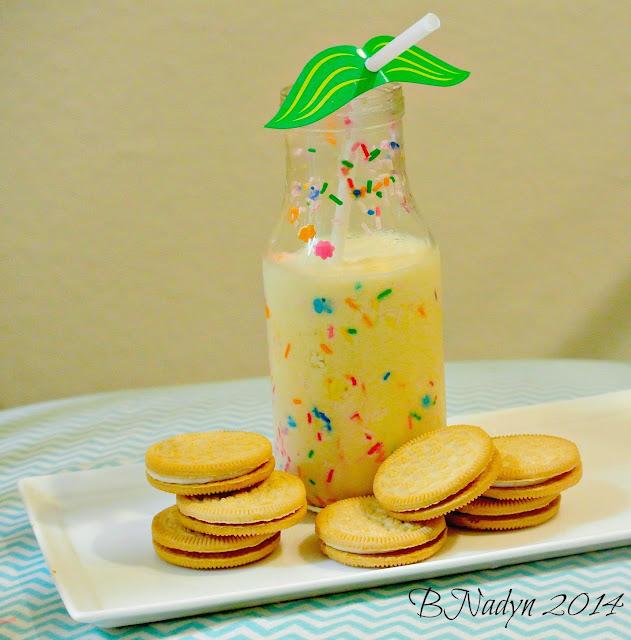 Sprinkles, Rainbow Food, Dessert
