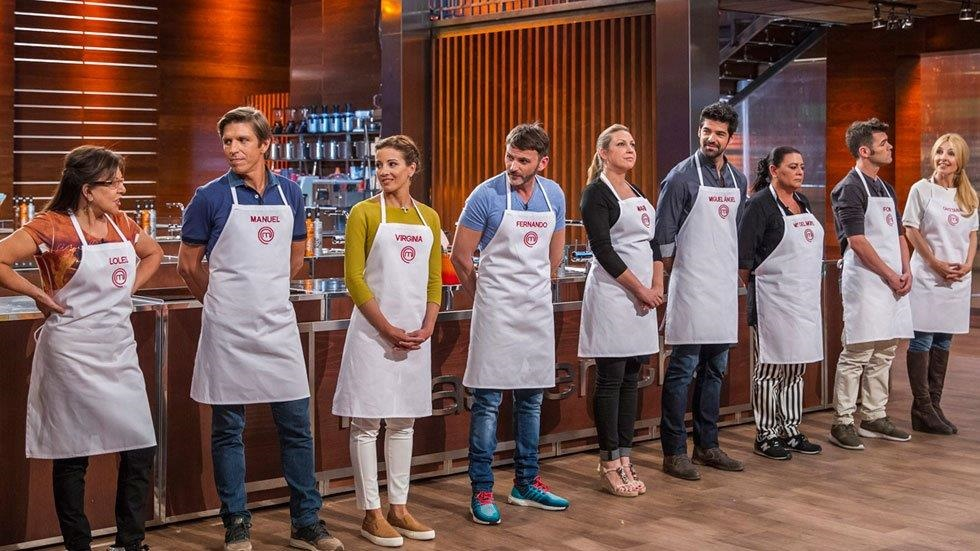 Concursantes de Master Chef Celebrity