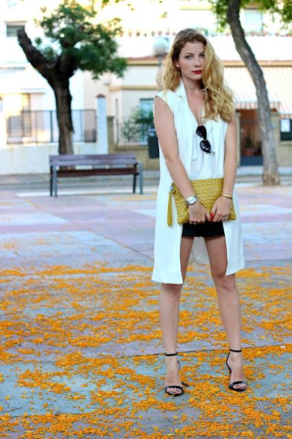 Favourite Yellow Bag   Jerez, Spain