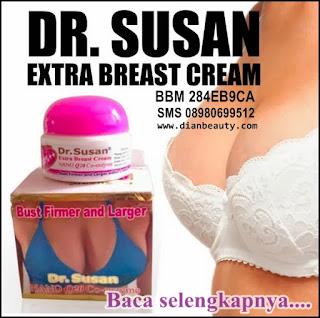 Cream Dr. Susan Pengencang Dan Pembesar Payudara