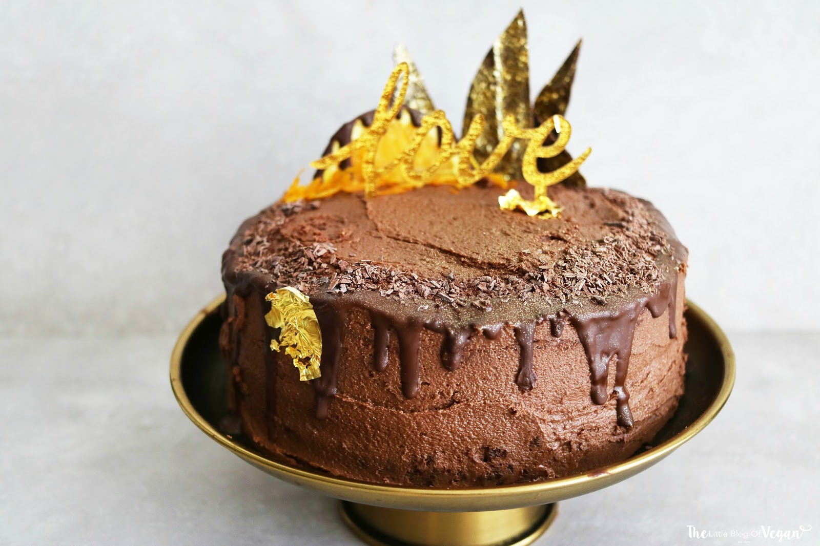 Chocolate Orange And Almond Gluten Free Cake