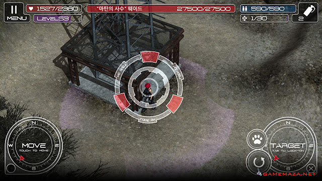 Silver Bullet The Prometheus Gameplay Screenshot 2