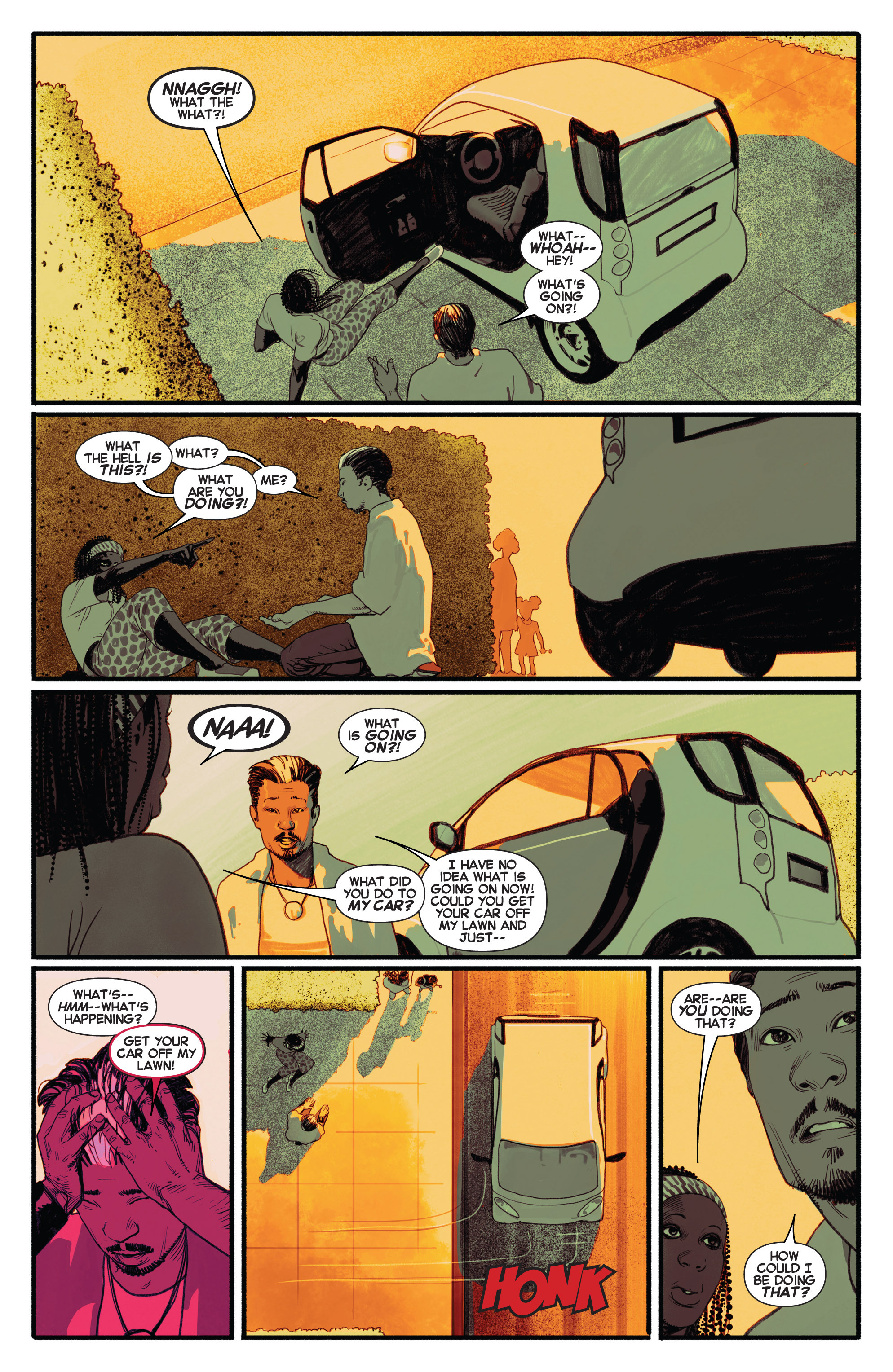 Read online Uncanny X-Men (2013) comic -  Issue # _TPB 2 - Broken - 8