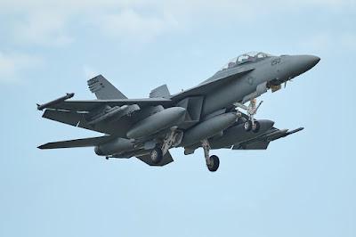 Boeing F/A-18E/F Super Hornet BuNo169654