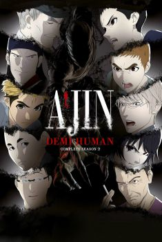 Ajin: Demi-Human 2ª Temporada Torrent – WEB-DL 720p Dual Áudio