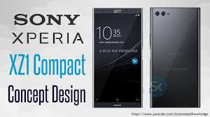 Spesifikasi Sony Xperia XZ1 Compact