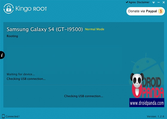 Step by Step Root Samsung GALAXY S4 I9500