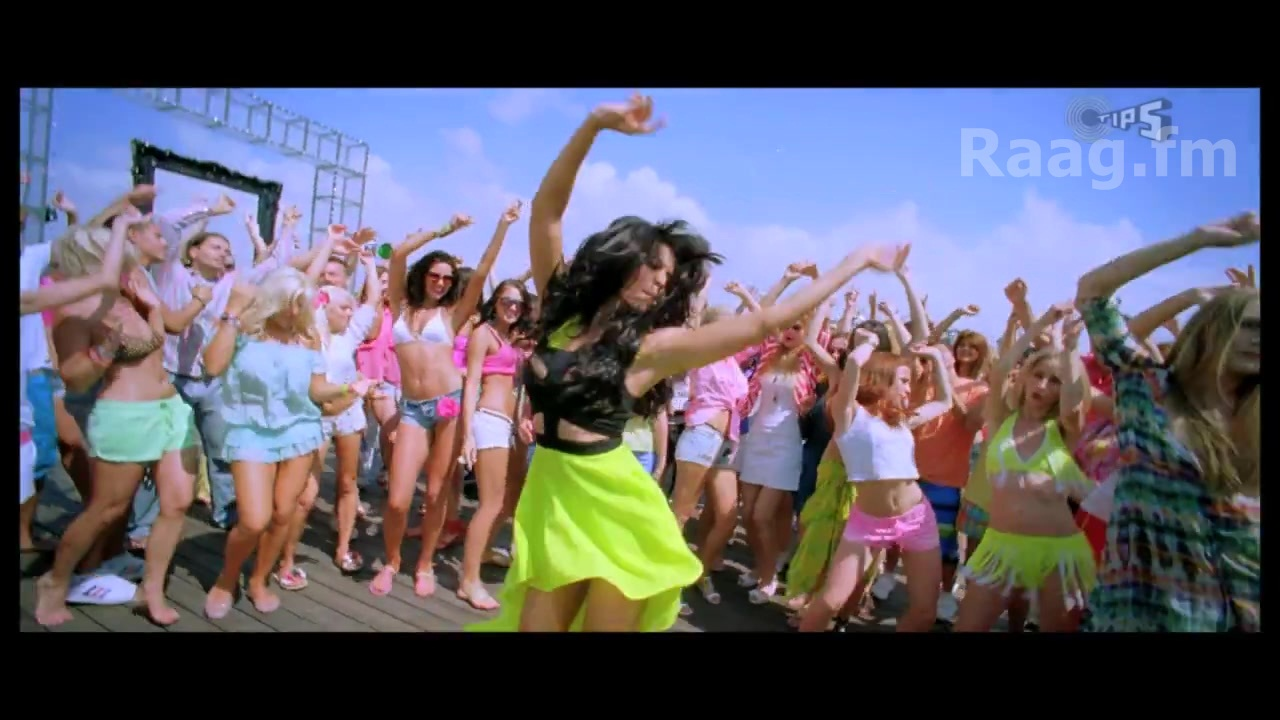 """Party On My Mind"" from ""Race 2"" Music Captures 