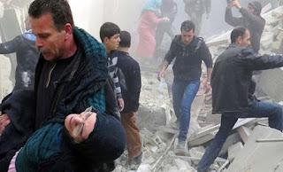 ΠΛΗΡΩΜΕΝΟΙ ΠΡΑΚΤΟΡΕΣ ΤΩΝ ΜΜΕ ΚΡΥΒΟΥΝ ΤΗΝ ΓΕΝΟΚΤΟΝΙΑ ΣΤΗΝ ΣΥΡΙΑ!