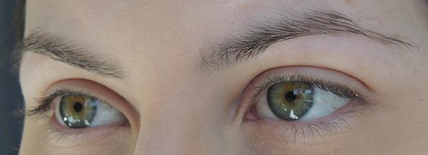 revue avis test mascara in extreme dimension lash avant apres