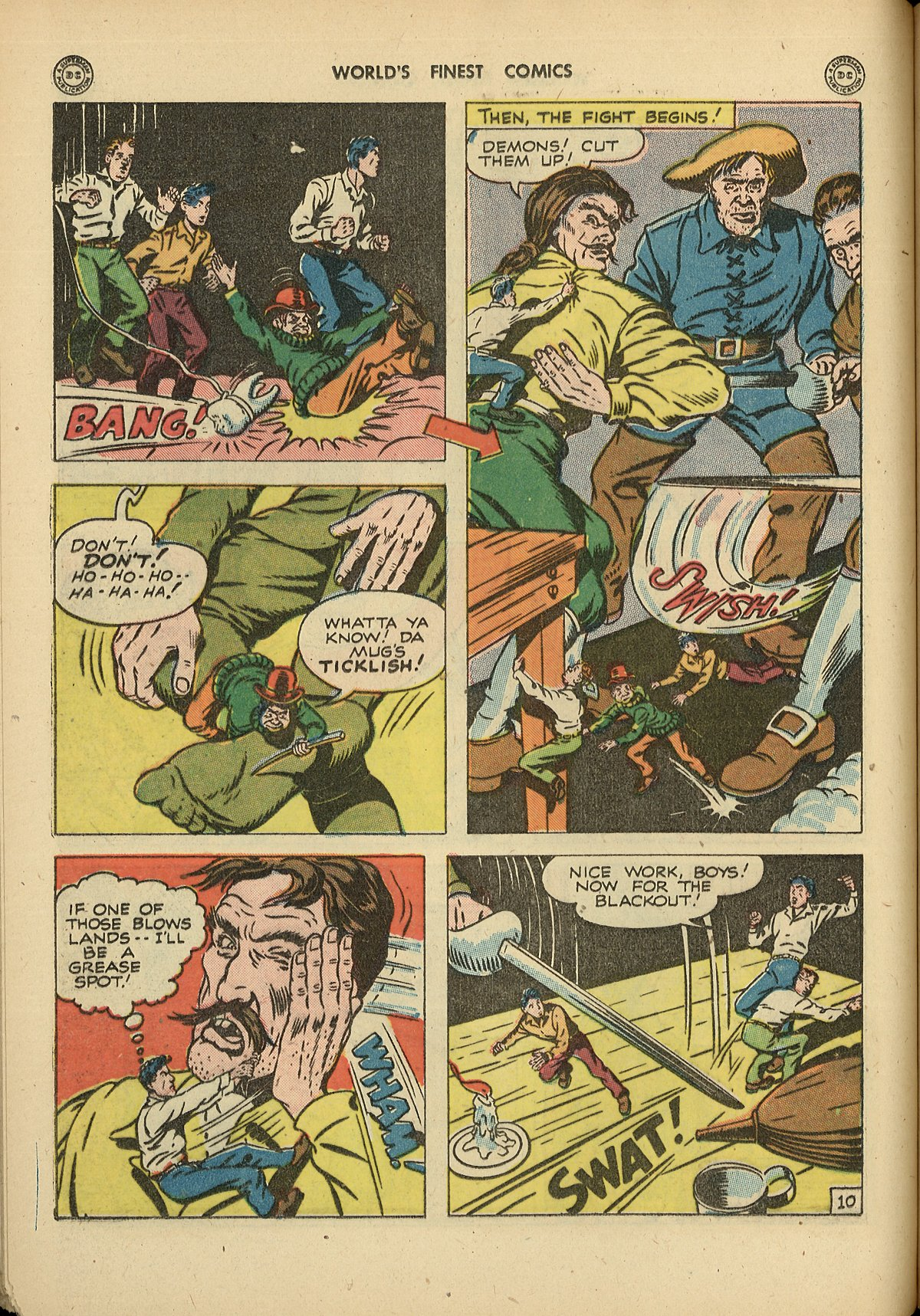 Read online World's Finest Comics comic -  Issue #26 - 34