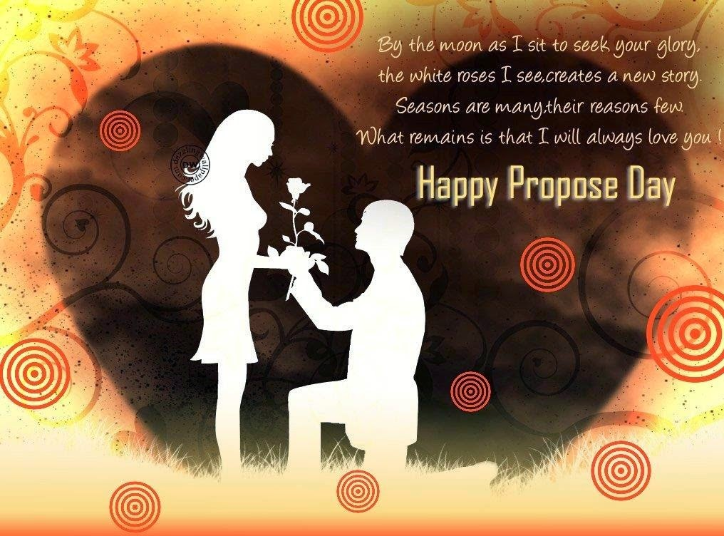 propose day whatsapp images for girl friends