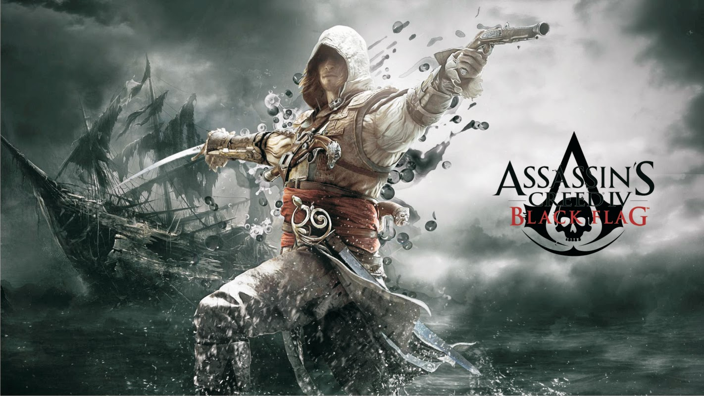Download The Assassin S Creed Iv Black Flag Wallpapers: WallpapersKu: Assassin's Creed IV: Black Flag Wallpapers