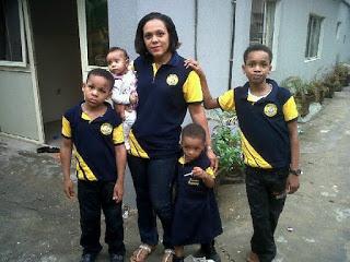 emeka ike children