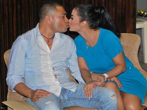 krisdayanti dan raul lemos berciuman
