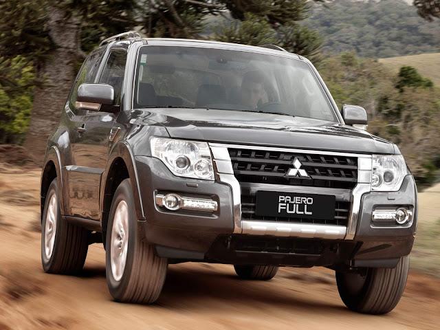 Ranking: 20 SUV's grandes mais vendidos - Abr/2018