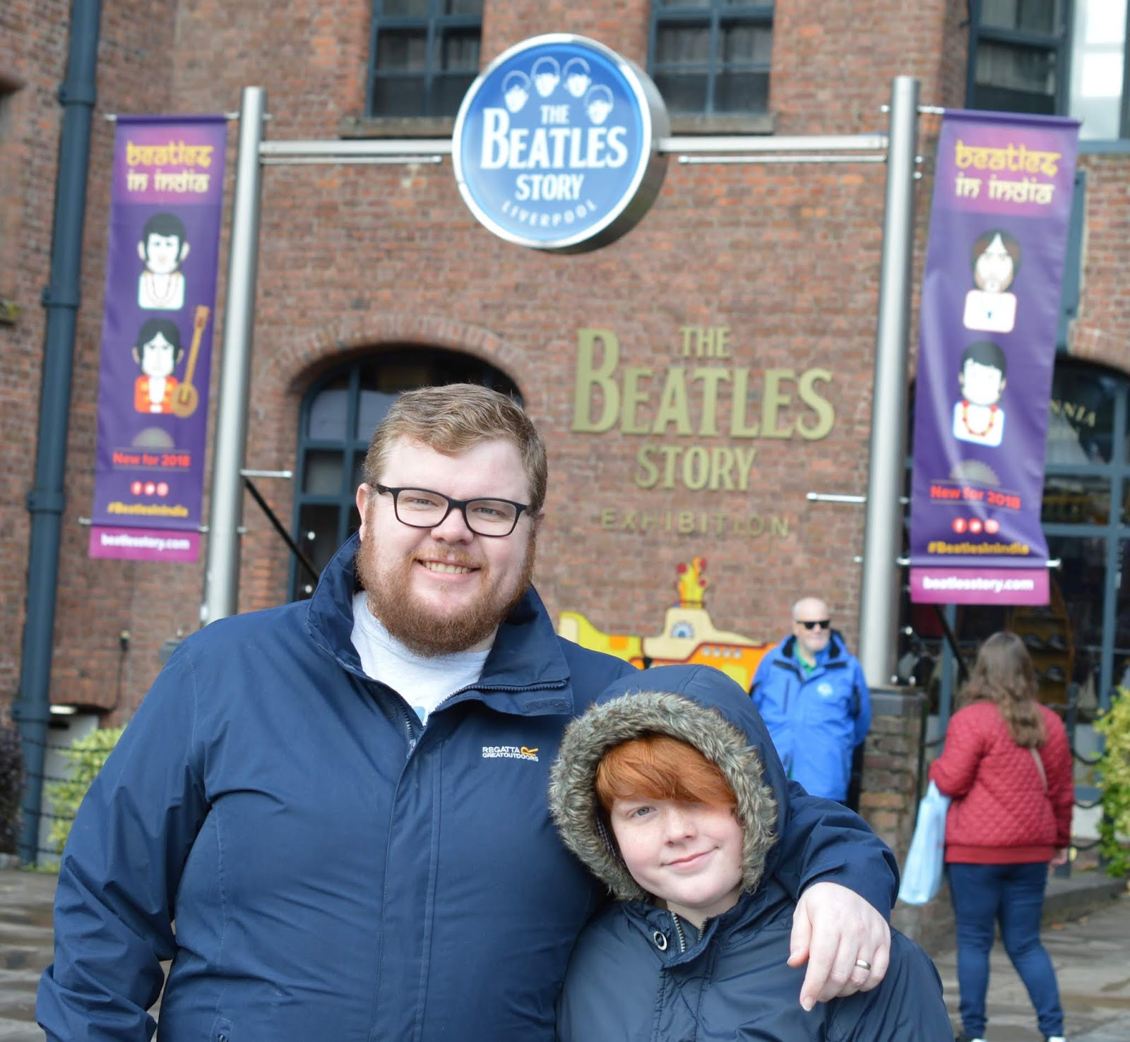 How to Spend 24 Hours in Liverpool with Tweens - The Beatles Story exterior