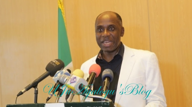 Am a Full Blooded Igbo Man – Amaechi
