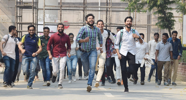 J.C.Bose University celebrated National Integration Day, Children Run for National Integration