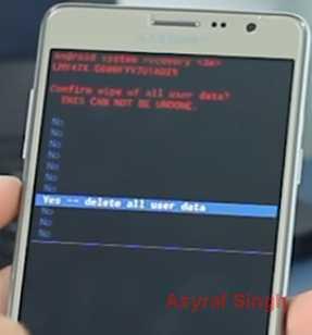 Referensi Bisnis Online: Guide Hard Reset Samsung Galaxy S5 NEO