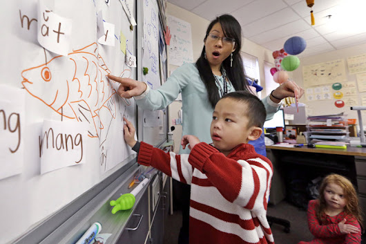 California Reverses Decision on Bilingual Education