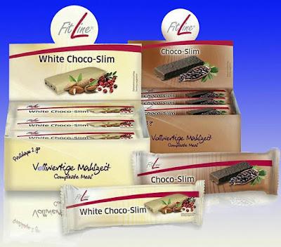 Opinioni di chi ha utilizzato Fitline White Choco Slim barrette