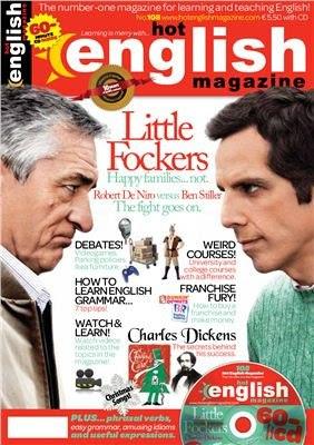 Hot English Magazine - Number 108