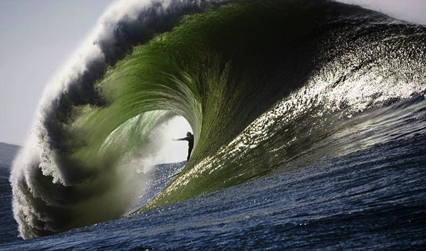 Origin of Name Mavericks Surf Spot
