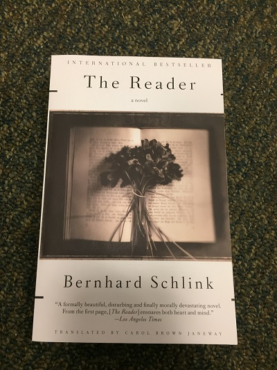 the reader schlink Oprahcom talks with bernhard schlink, author of the reader, about the movie adaptation starring kate winslet (in her oscar-winning role) and ralph fiennes.