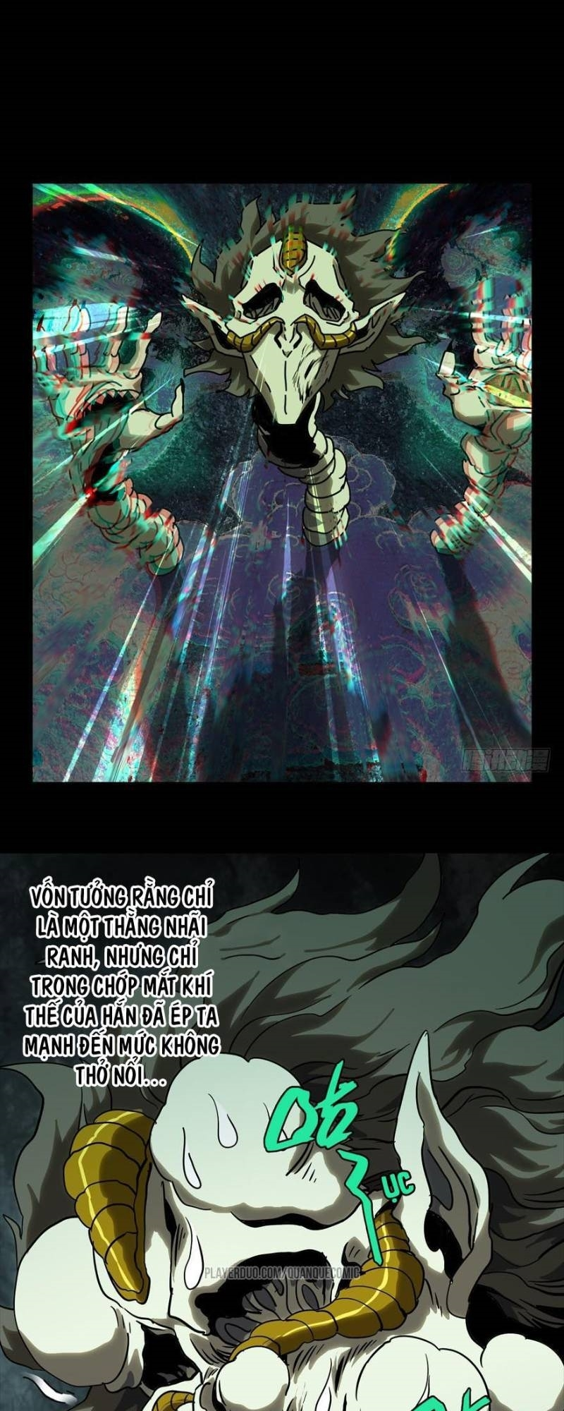 Đại Tượng Vô Hình chap 43 - Trang 25