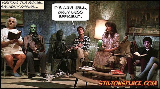 stilton's place, stilton, political, humor, conservative, cartoons, jokes, hope n' change, social security, financial advisor, spousal benefits
